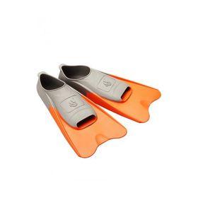 Ласты POOL COLOUR SHORT, размер 36-37, цвет оранжевый Ош