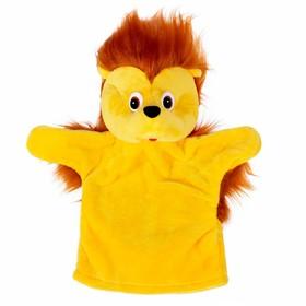 Кукла рукавичка «Ёжик»
