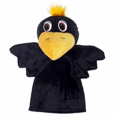 Кукла рукавичка «Ворона» - Фото 1