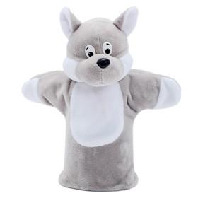 Кукла рукавичка «Волк»