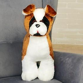 """Мягкая игрушка """"Собака Боксер"""", 50 см"""