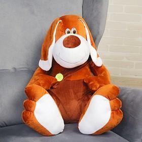 """Мягкая игрушка """"Пёс Митька"""", 75 см"""