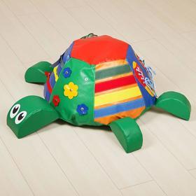 Мягкий развивающий модуль «Черепаха»