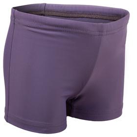 Плавки-шорты взрослые для плавания, размер 50, цвет чёрный Ош