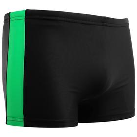 Плавки-шорты детские для плавания 002, размер 36, цвет микс Ош