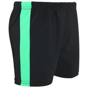 Плавки-шорты детские для плавания 002, размер 38, цвет микс Ош
