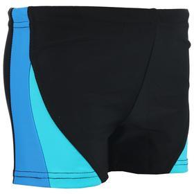Плавки-шорты детские для плавания 003, размер 28, цвета микс Ош