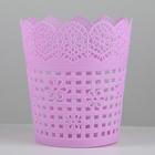 Корзина для хранения «Плетение», цвет МИКС