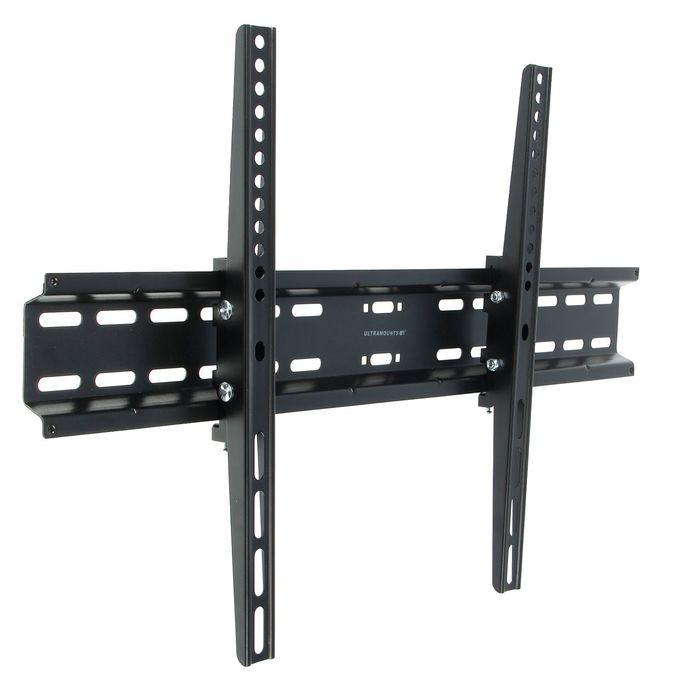 """Кронштейн Ultramounts UM835T, для ТВ, наклонный, 37""""-70"""", 50 мм от стены, черный"""
