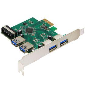 USB 3.0 Контроллер AgeStar U3E-2, PCI-E Ош