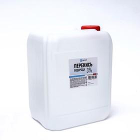 Перекись водорода 3%, дезинфицирующее средство, 5 л