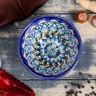 Пиала большая Риштанская Керамика, 11.5см, микс - Фото 2