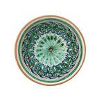 Пиала большая Риштанская Керамика, 11.5см, микс - Фото 5