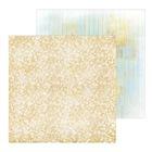 Фотофон двусторонний «Блестящее золото», 45 ? 45 см, переплётный картон, 980 г/м