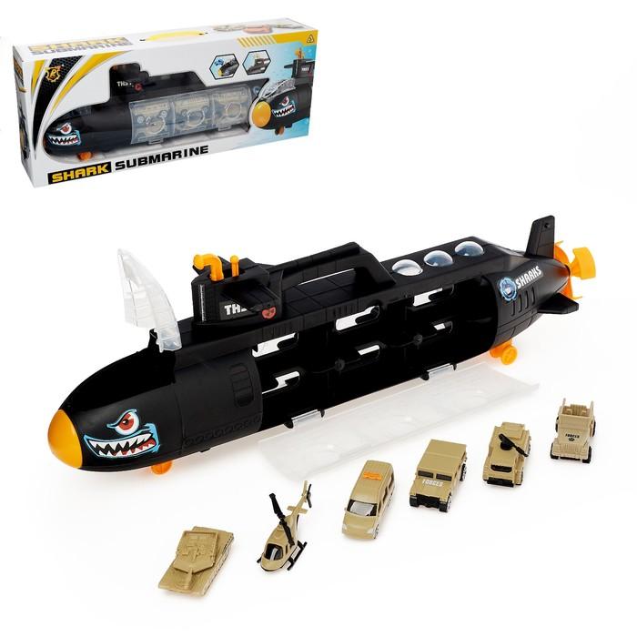 Парковка «Подводная лодка»