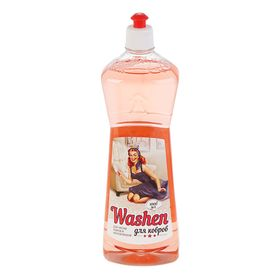 Средство для чистки ковров и мягкой мебели Washen, 1 л Ош