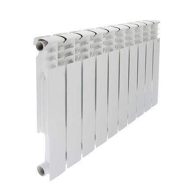 Радиатор алюминиевый STI, 500 × 80 мм, 10 секций