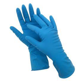 Перчатки латексные, размер М, Glov Professional, пара, 50 г.