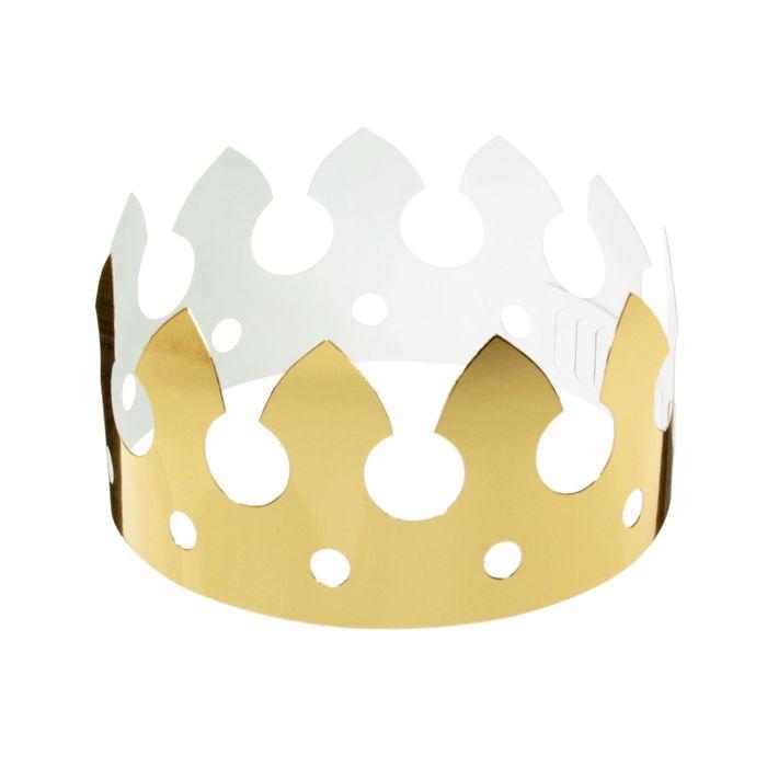 Карнавальная корона Царская особа