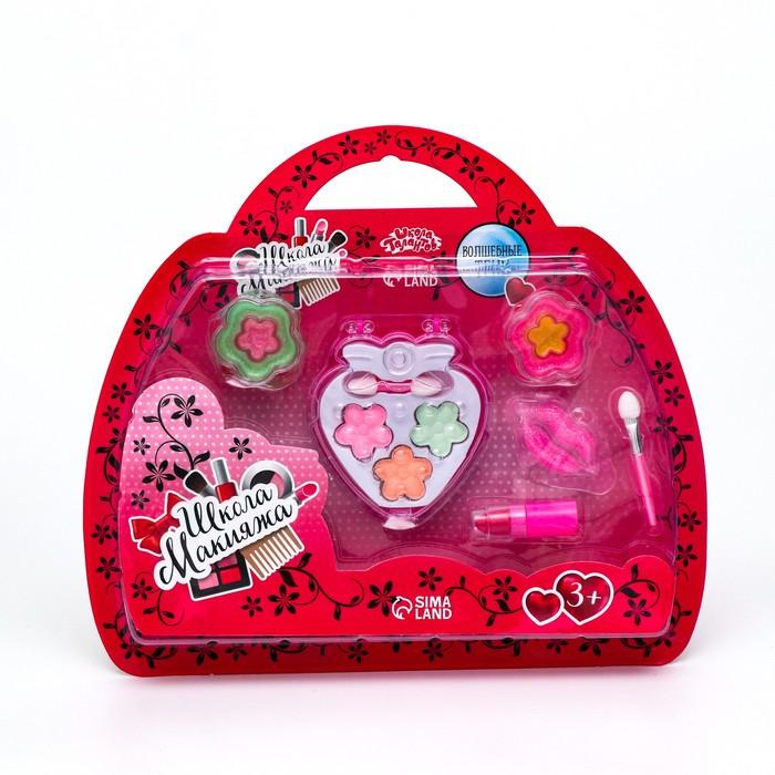 Косметика для девочки 8 лет набор купить avon luck for her цена