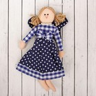 Кукла интерьерная «Ангелочек», с бантиком на поясе, цвета МИКС