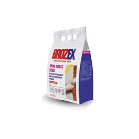 Смесь штукатурная Brozex Прима Пласт GP55 ГИПСОВАЯ 3,0 кг Ош