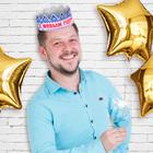 Корона «С Новым годом!»