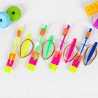 Ветрячок-рогатка, световой, цвета МИКС - Фото 2