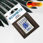 Иглы для бытовых швейных машин, для кожи, №80/90/100, 5 шт