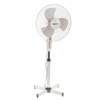 Вентилятор Centek CT-5004 GRAY, напольный, 40 Вт, 43 см, 3 режима, серый - Фото 1