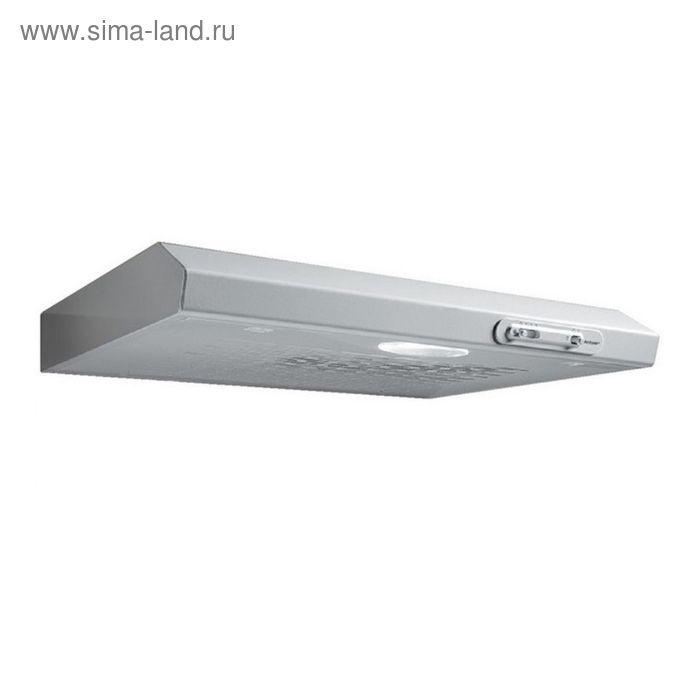 Вытяжка Jetair LIGHT IX/F/60, подвесная, отвод/циркуляция, плоская