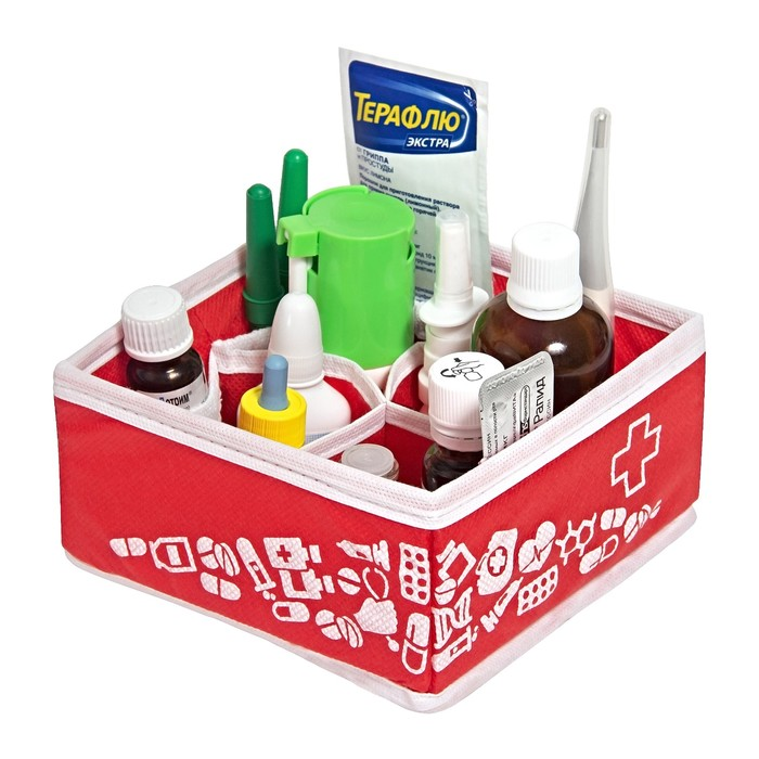 Аптечка домашняя универсальная Comfort mini