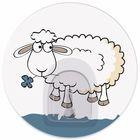 Крючок самоклеящийся Sheep Bella
