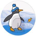 Крючок самоклеящийся Penguins Tino