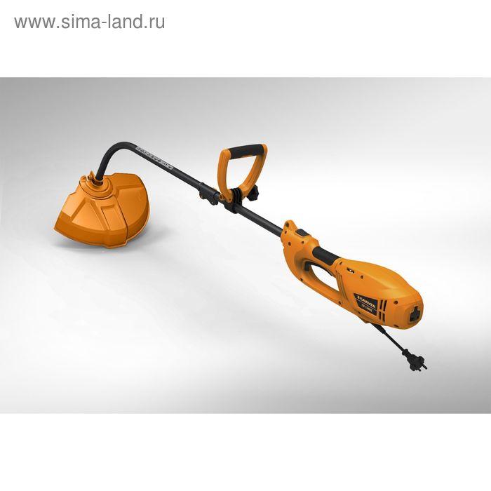 Триммер CARVER TR-1200S, электр., 1.2 кВт,  разъемн. штанга, леска 2 мм