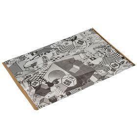 Виброизоляционный материал StP GB 4, размер: 4х350х570 мм Ош