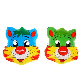 Карнавальная маска «Котярик - большие щечки» Ош