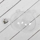 Заготовка-подвеска «Шар со съёмной пуцкой», раздельные части, диаметр в собранном виде: 8 см - Фото 2