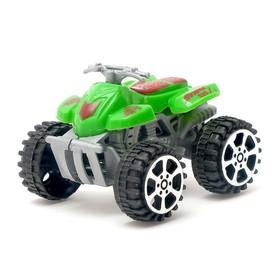 Мотоцикл «Квадрик», цвета МИКС