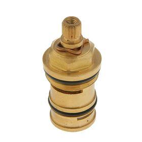 Кран-букса Accoona A450-6, переключатель в диверторе, 20 шлицов