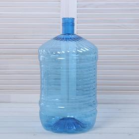 ПЭТ-бутыль, 18,9 л, многооборотная, без ручки Ош