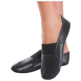 Чешки комбинированные, цвет чёрный, размер 165 (длина стопы 18 см) Ош