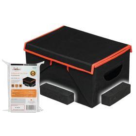 Ограничитель груза в багажник 2 шт., цвет черный ALB-01