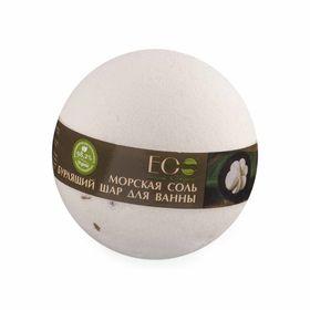 "Бурлящий шар для ванны Ecolab ""Мангостин и ваниль"", 220 г"