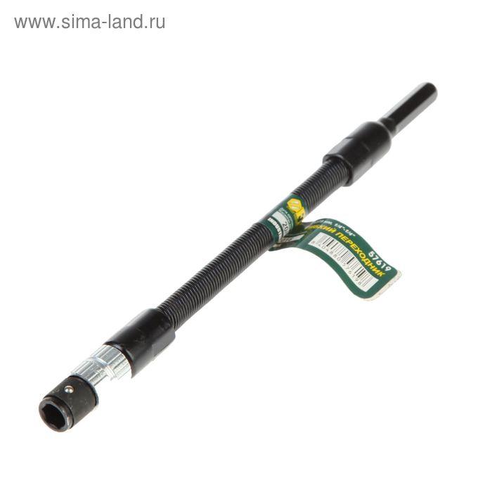 """Переходник гибкий для бит FIT, 175 мм, 1/4"""" - 1/4"""""""