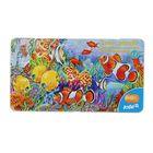 Карандаши Kite «Животные», 12 цветов, трёхгранные, в металлическом в пенале