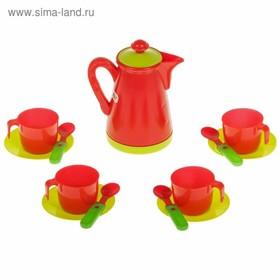 Набор посудки «Чаепитие», МИКС