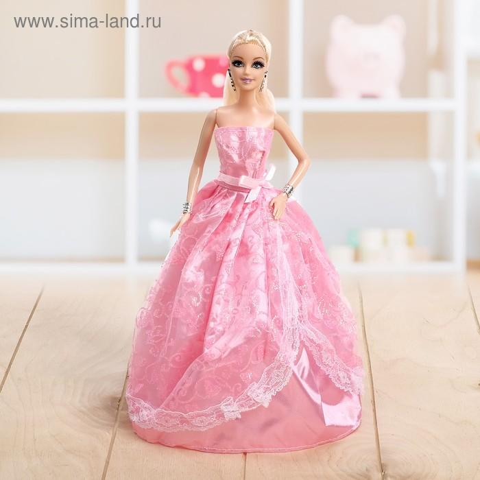 """Кукла модель """"Принцесса Нэлли"""" в бальном платье, МИКС ..."""