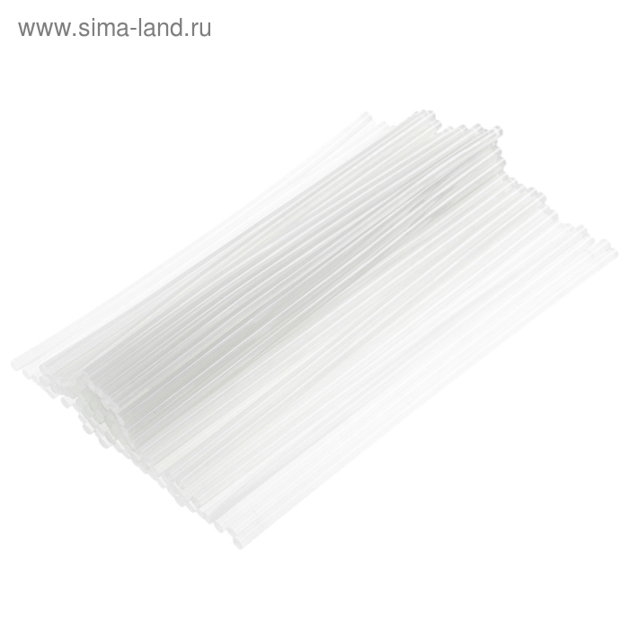 Клеевые стержни TUNDRA, 7 х 300 мм, 1 кг (84 шт.)