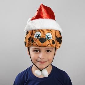 Карнавальная шляпа «Собака», в колпаке Ош